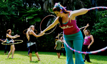 hooping amy