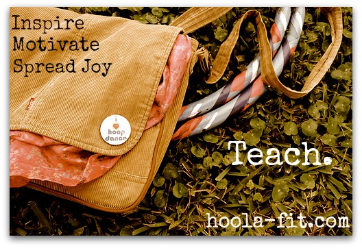 Inpire. Motivate. Spread Joy.... Teach.
