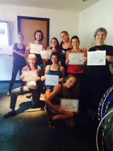 Happy Hoola-Fit Grads