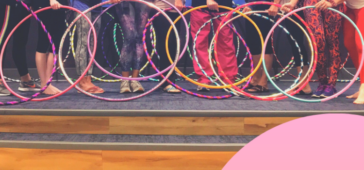 Spreading the Hula Hoop Fitness Love Far and Wide
